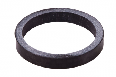 Shadow Carbon Headset Spacer - Grey 3mm